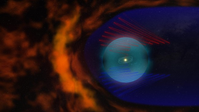NASA Obtains New Information About Galactic Magnetic Field