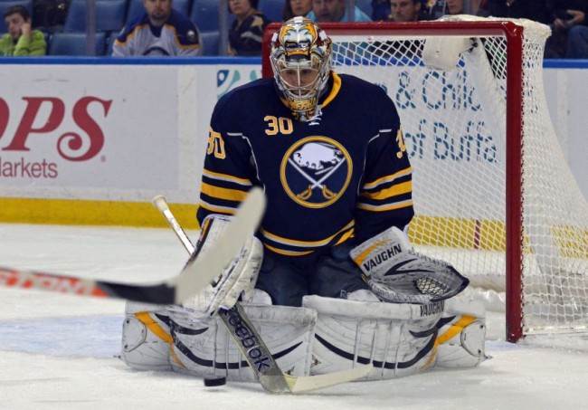 Sports NHL Ryan Miller Breaking News