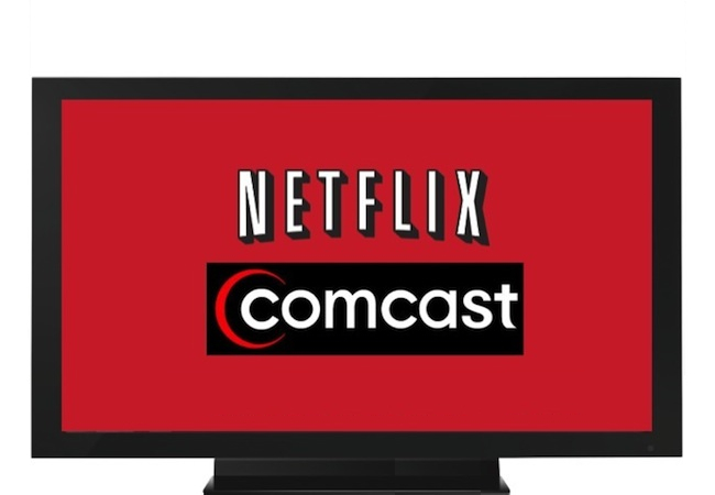 Netflix Comcast Streaming Partners?