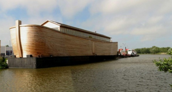 Ken Ham Noah's Ark Plan Threatened by Iraq