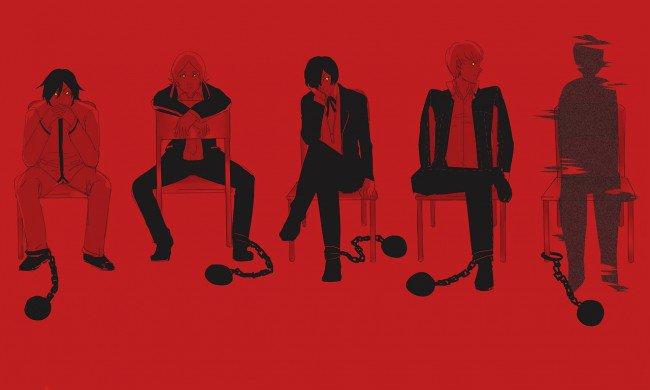 2014 Persona 5  PS3 persona series