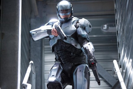 Reeling And Recycling With RoboCop