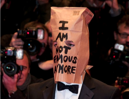 Shia LaBeouf Brown Bagging and Borrowing Material Again?