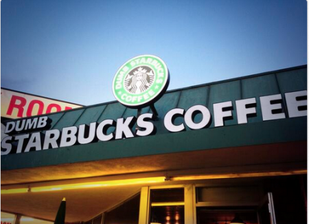 Starbucks Does Not Get the Joke as Health Inspectors Shut down Dumb Starbucks