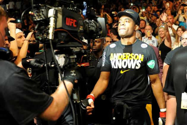 Anderson Silva Could Make Year End Return to UFC