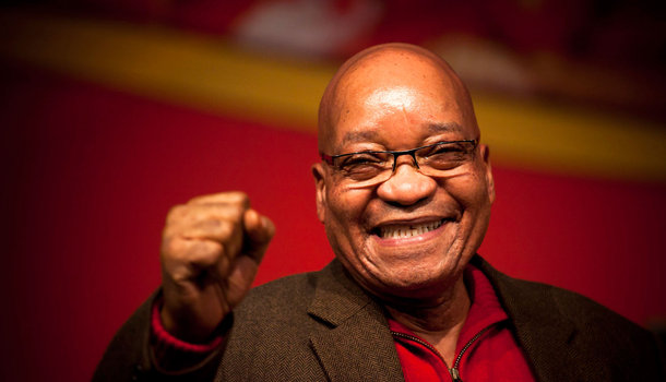 South Africa President Zuma Apartheid