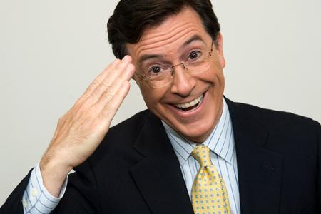 Stephen Colbert the Wonderful Nut