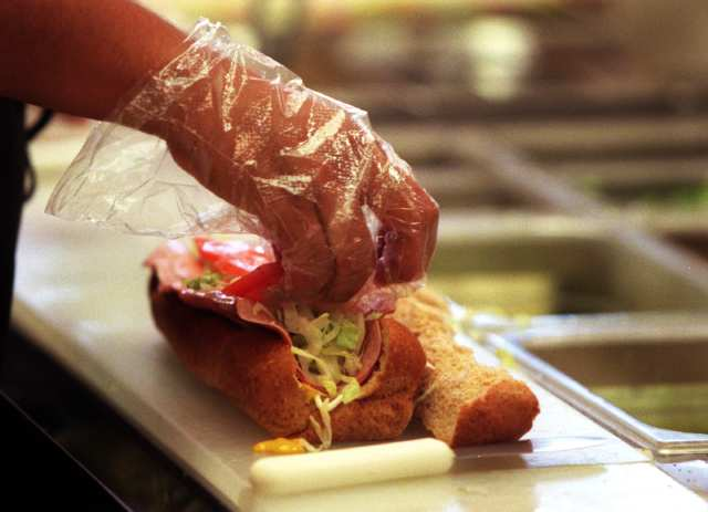 Subway Poisoning Their Bread?