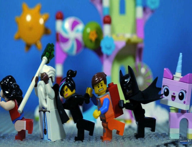 The Lego Movie: Kid Movies Are Really for Adults