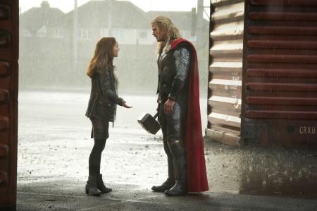 Thor: The Dark World Not Too Dark  (Review)