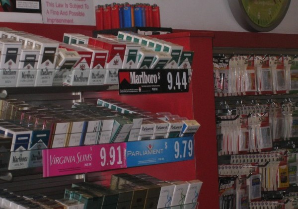 Tobacco Products Pulled From CVS, Wal-Mart Next?
