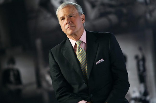 Tom Brokaw, cancer