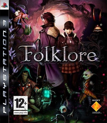Folklore PlayStation 3 Exclusive
