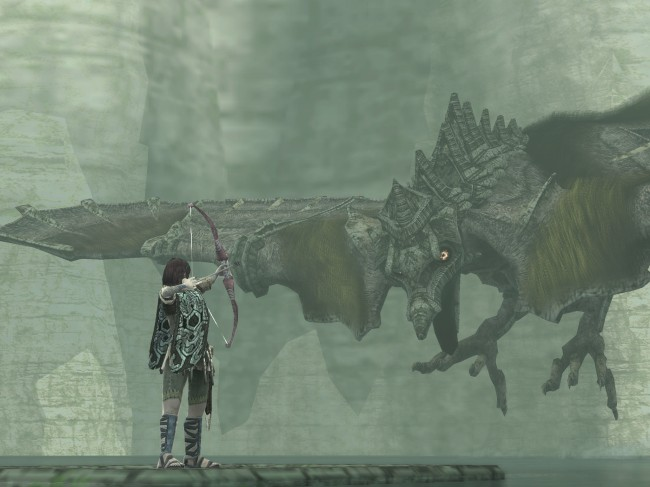 Ico Shadow of the Colossus HD Collection