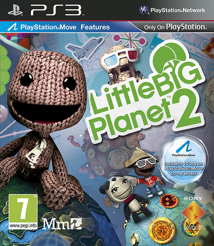 Little Big Planet 2 PlayStation 3 Exclusive