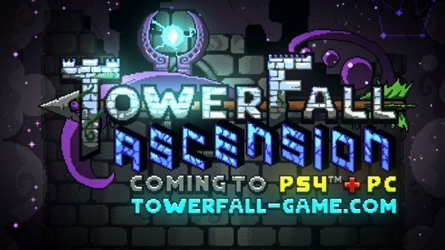 PlayStation 4 TowerFall Ascension March 11 + Steam