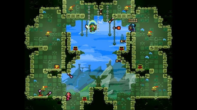 Towerfall android powered microconsole the ouya