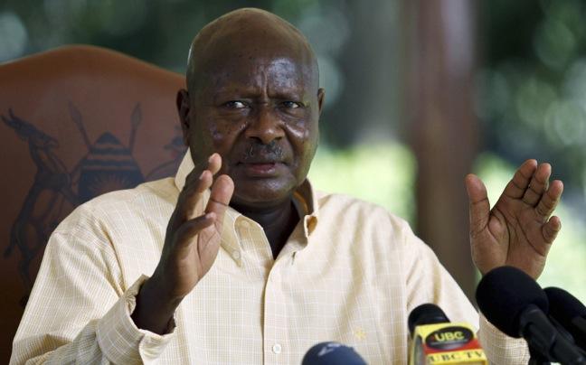 Uganda Anti-Gay Bill