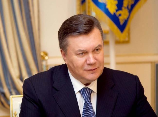 Ukraine President Ousted
