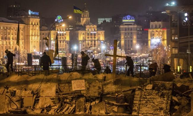 Ukrainian Revolution Beyond the Barriers