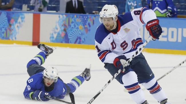 Team USA Sochi Winter Olympics