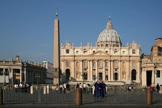 The Vatican has been criticised by the UN