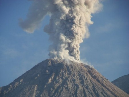 Volcanoes Confuse Global Warming Scientists