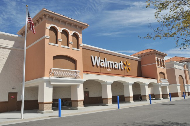 Wal-mart Bites Back on Receding Profits
