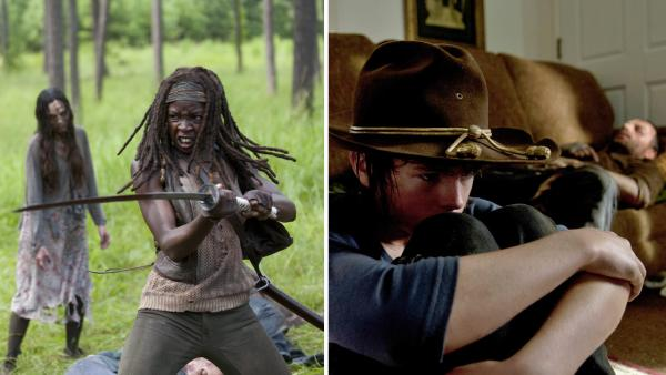 'Walking Dead' Characters Struggle in Aftermath [Video]