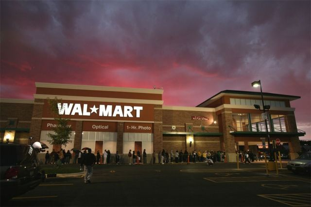 Walmart Dreams Big Despite Dreary Numbers