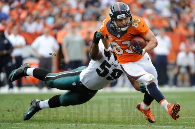 Wes Welker Secret Weapon for Record Breaking Quarterbacks?