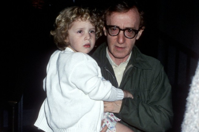 Woody Allen Claims Dylan Farrow a Liar