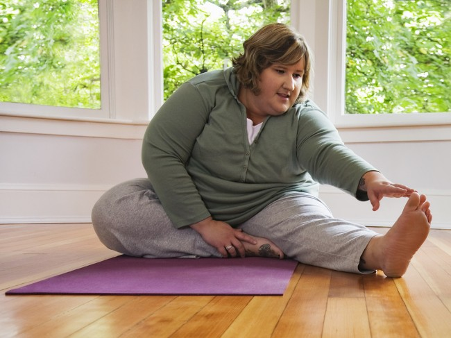 Yoga Improves Obesity Symptoms Without Dietary Restrictions