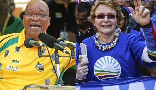 Zuma President of South Africa