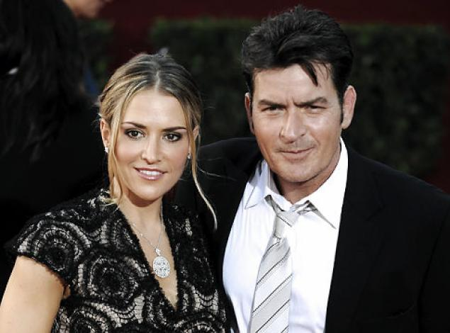 Charlie Sheen May Be in Oz but Still Wants a Prenup