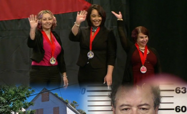 Ohio Kidnapping Victims Celebrated for Courage