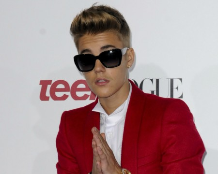 Justin Bieber Police Video Shows Wobbly Walk in Sobriety Test (Video)