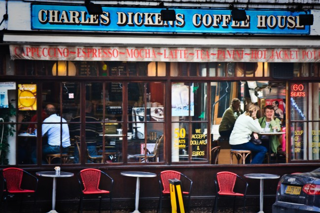 Charles Dickens Coffee House