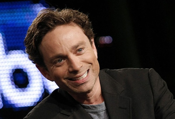 Chris Kattan Arrested on Suspicion of DUI