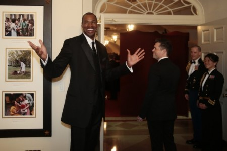 Jason Collins' signing with the Nets represents an historic day in the NBA
