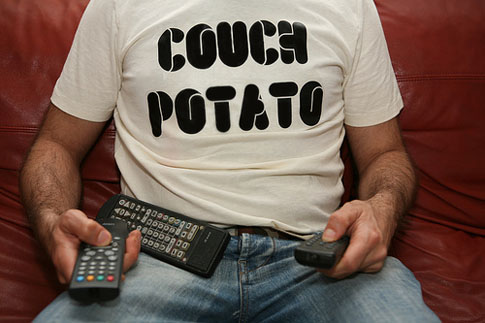 Disability The Future For Couch Potatoes Guardian
