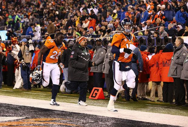 The Denver Broncos Super Bowl 2014