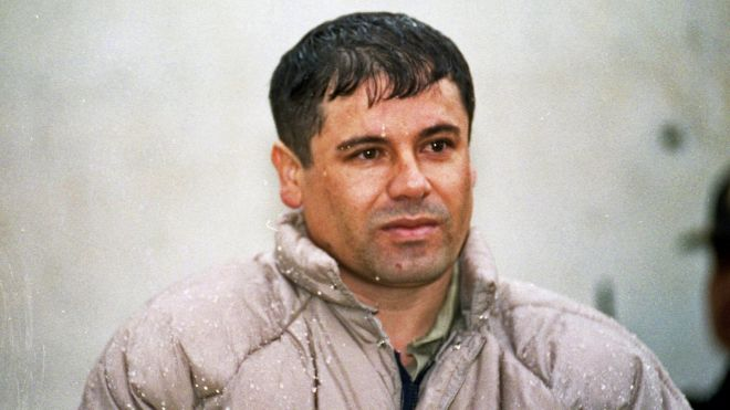 Guzmán the largest drug lord worldwide captured