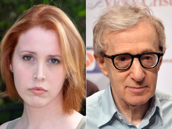 Woody Allen Works Shadowed by Dylan Farrow Graphic Letter of Molestation