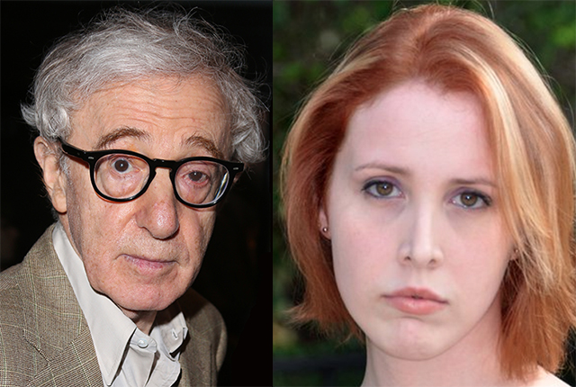 Woody Allen, Mia Farrow Scandal No One's Business