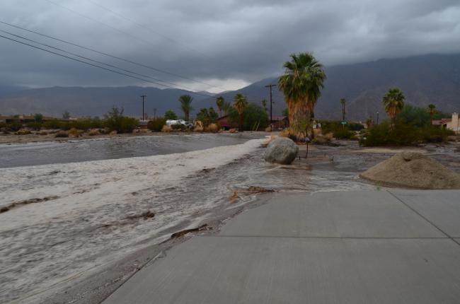San Diego County Flash Flood Watch