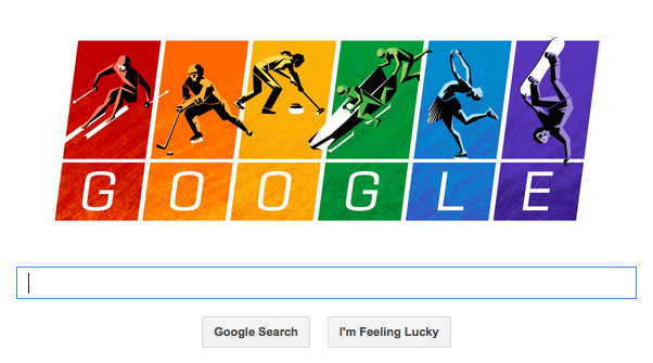 Sochi LGBT Law Attacked by Google Doodle