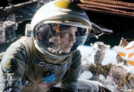 Gravity: Loses Nothing on the Small Screen