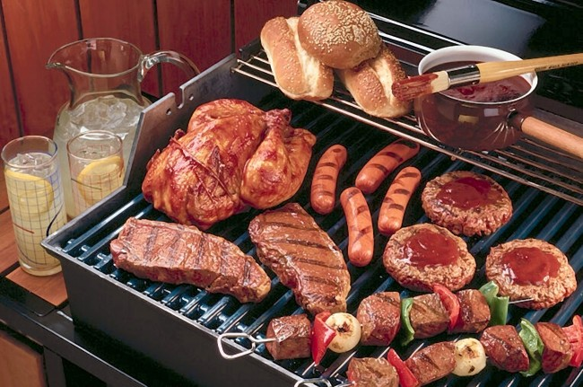 Grilled Meat and Alzheimer's