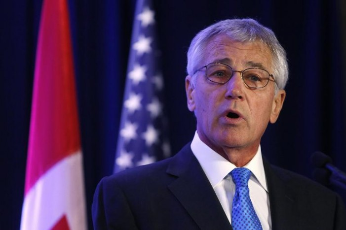 What Is Cut in Chuck Hagel's Defense Budget